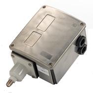 Pressure Operated Switches Danfoss Pressostat Type Bcp Rt